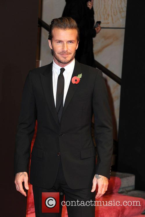 David Beckham, GQ Maenner des Jahres (Men of the year)