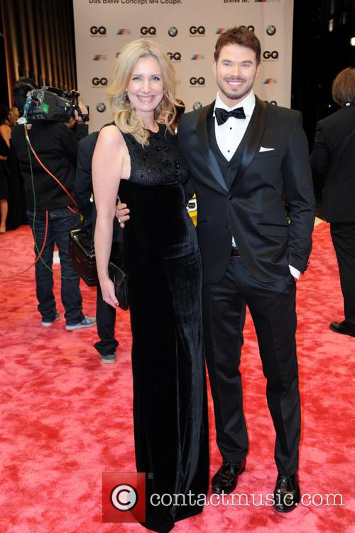 Jette Joop and Kellan Lutz 2