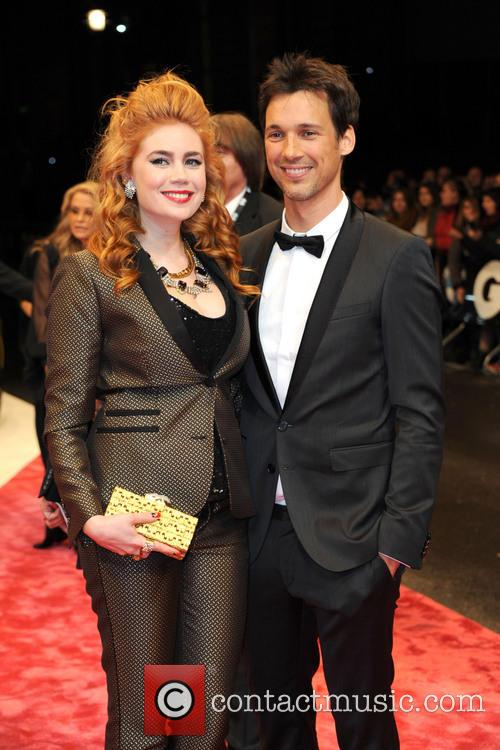 Palina Rojinski and Florian David Fitz 2