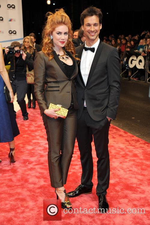 Palina Rojinski and Florian David Fitz 5