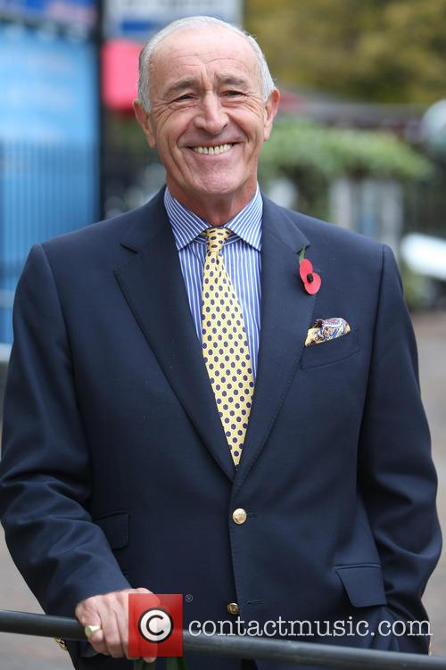 Len Goodman Announces Departure From 'Strictly Come Dancing' After 12 Years