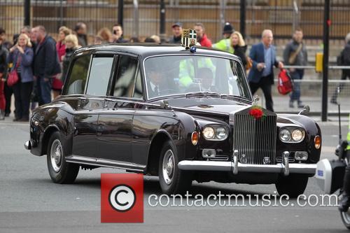 Prince Harry Remembrance service