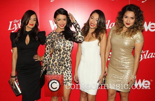 Jaime Kailani Bayot, Tahiti Hernandez, Tiara Hernandez and Presley Hernandez 1
