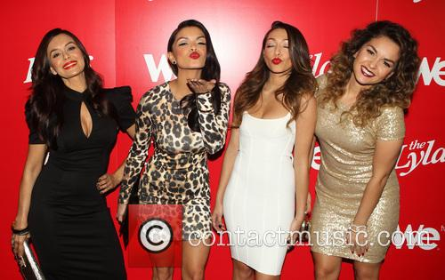 Jaime Kailani Bayot, Tahiti Hernandez, Tiara Hernandez and Presley Hernandez 4