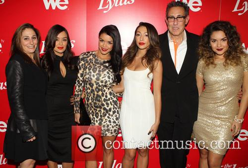 Lauren Gellert, Jaime Kailani Bayot, Tahiti Hernandez, Tiara Hernandez, Presley Hernandez and Marc Juris 3