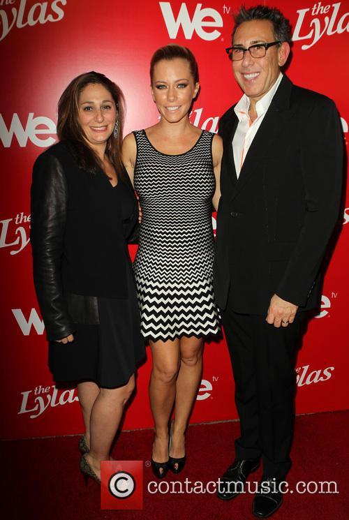 Lauren Gellert, Kendra Wilkinson and Marc Juris 2