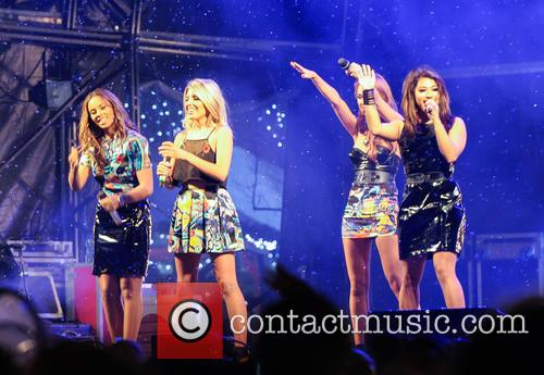 The Saturdays and Atmosphere 11