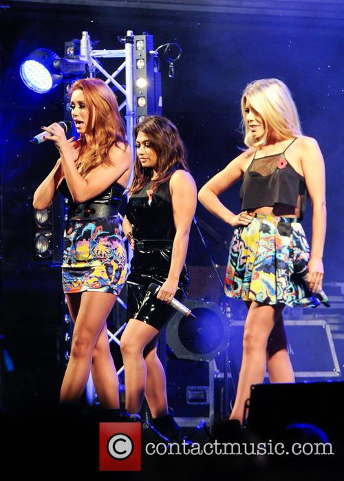 The Saturdays and Atmosphere 12