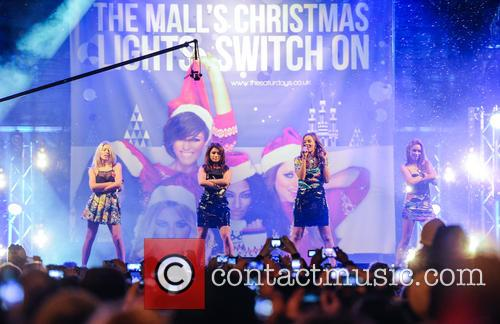 The Saturdays and Atmosphere 13