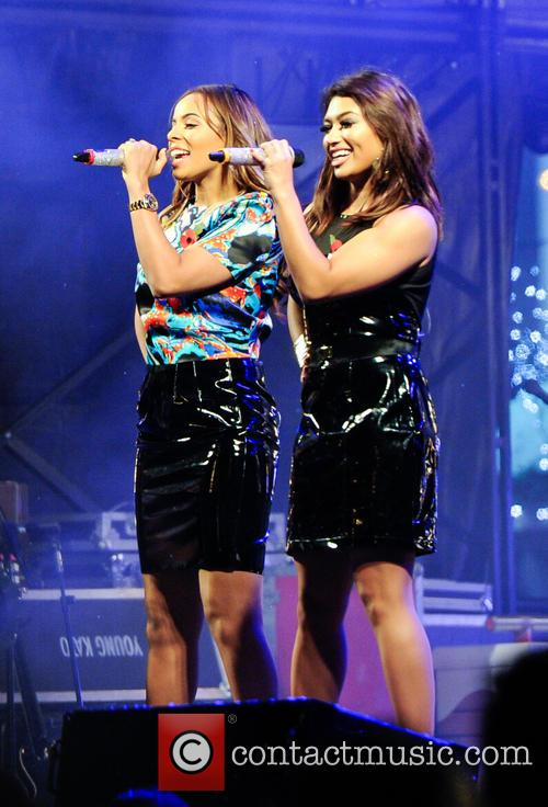 The Saturdays and Atmosphere 14