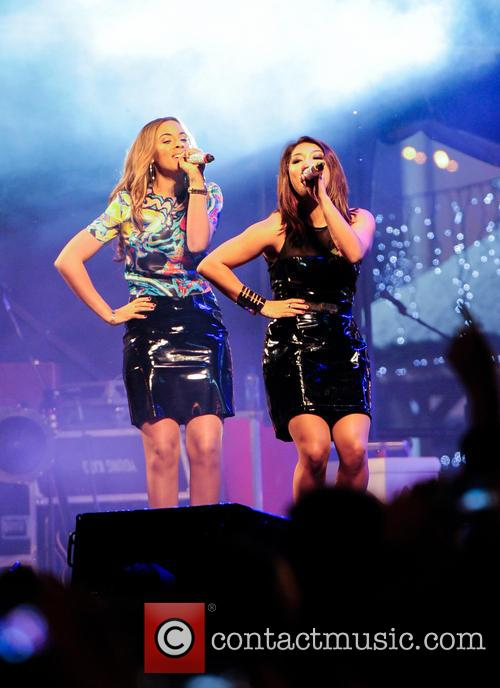 The Saturdays and Atmosphere 23