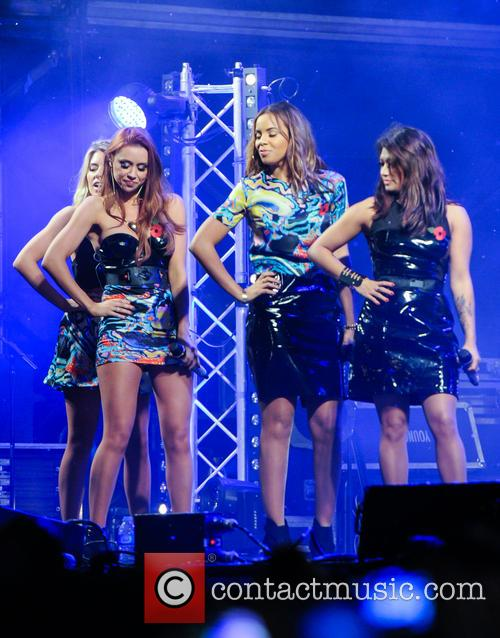The Saturdays and Atmosphere 25
