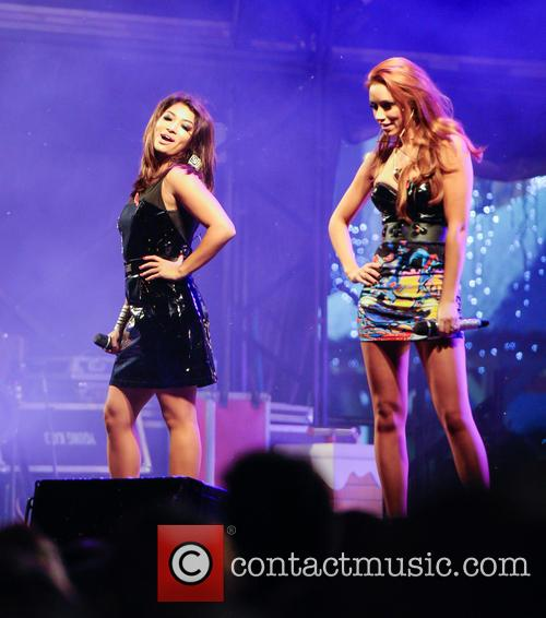 The Saturdays, Atmosphere, The Mall, Cribbs Causeway