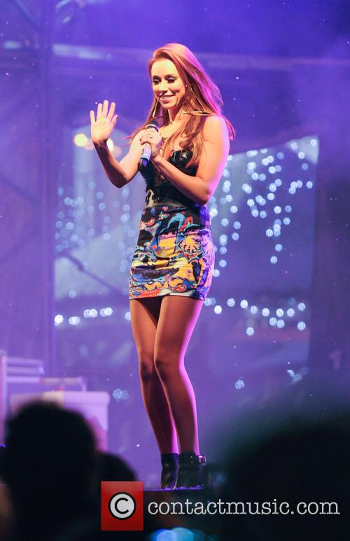 The Saturdays and Atmosphere 7