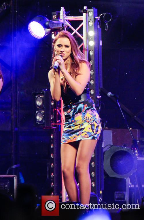 The Saturdays and Atmosphere 8