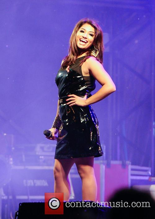 The Saturdays and Atmosphere 9