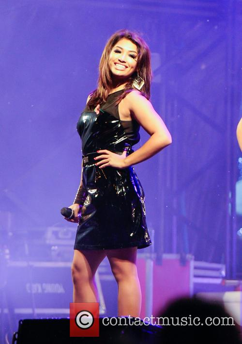 The Saturdays and Atmosphere 10