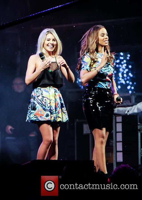 The Saturdays and Atmosphere 16