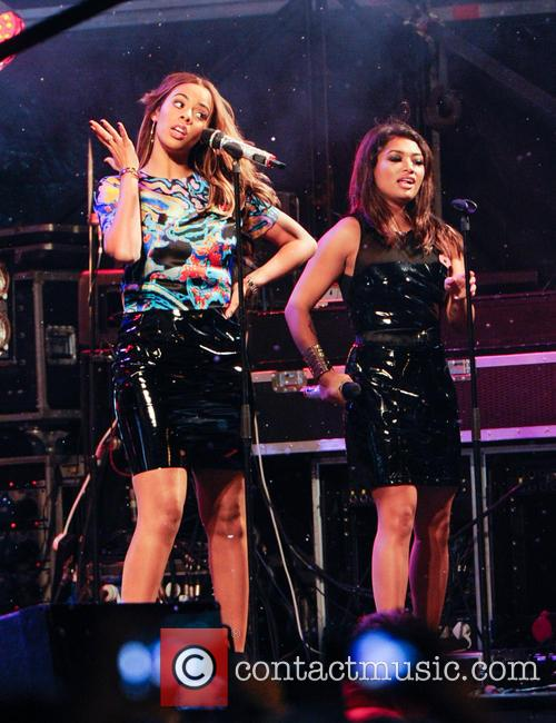 The Saturdays and Atmosphere 20