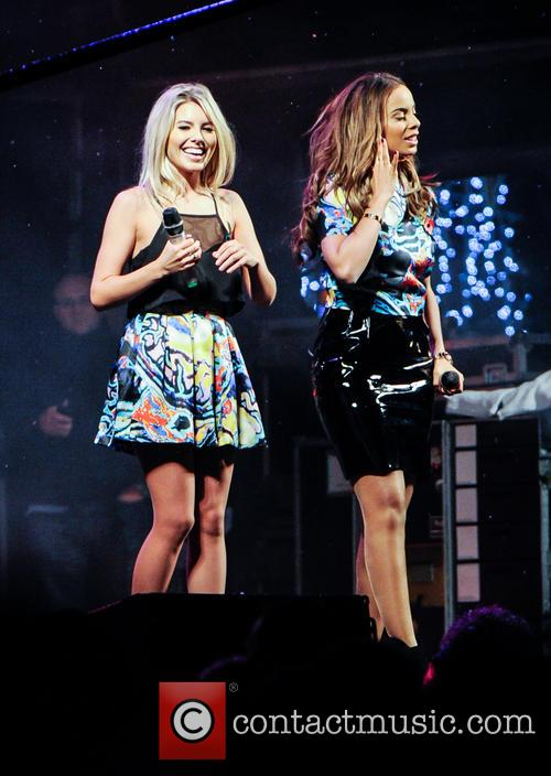 The Saturdays and Atmosphere 21