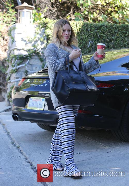 Hilary Duff, West Hollywood