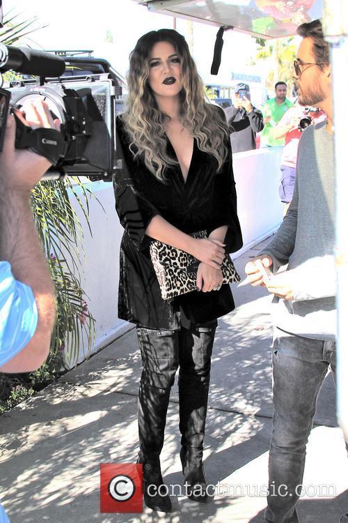 Khloe Kardashian and Scott Disick 9