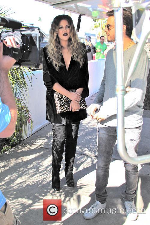 Khloe Kardashian and Scott Disick 13