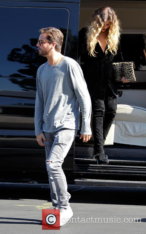 Khloe Kardashian and Scott Disick 18