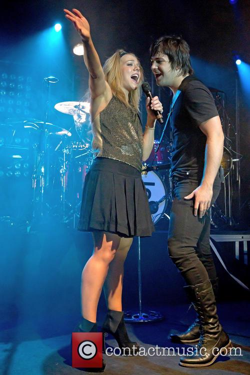 Kimberly Perry, Neil Perry and The Band Perry 1