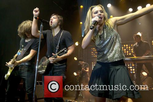 Reid Perry, Neil Perry, Kimberly Perry and The Band Perry 2