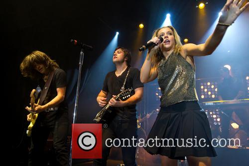 The Band Perry perform in Sweden