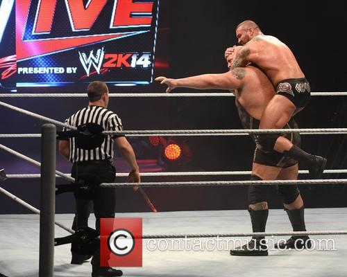 Big Show and Randy Orton 3