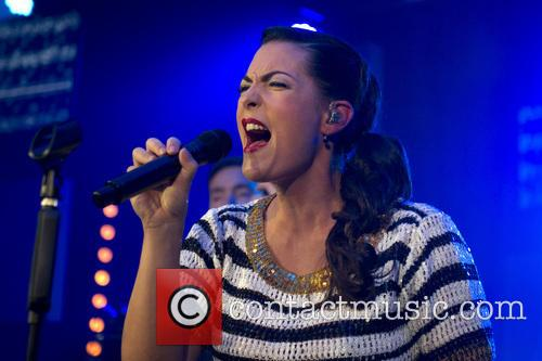 Caro Emerald performs live