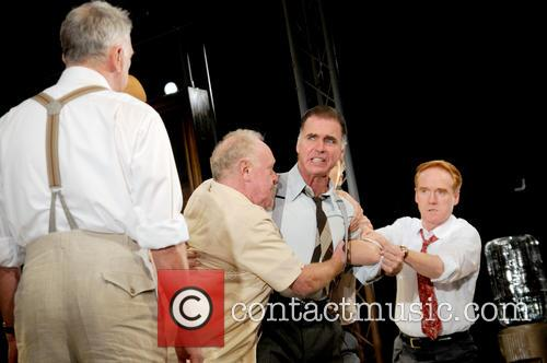 'Twelve Angry Men' press photocall