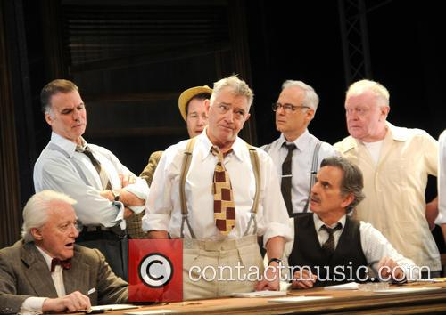 'Twelve Angry Men' press photocall