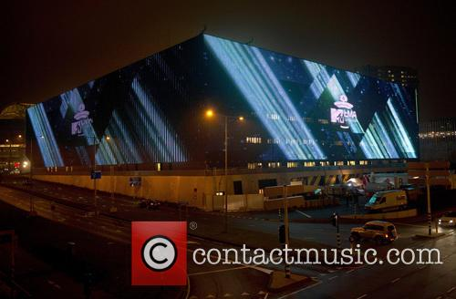 General views of the Ziggo Dome in Amsterdam