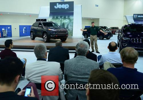 brad pinten introduce the 2014 jeep 3947428