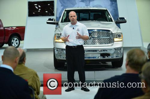 Carl Lally Introduce 2014 Dodge Ram 1500 4