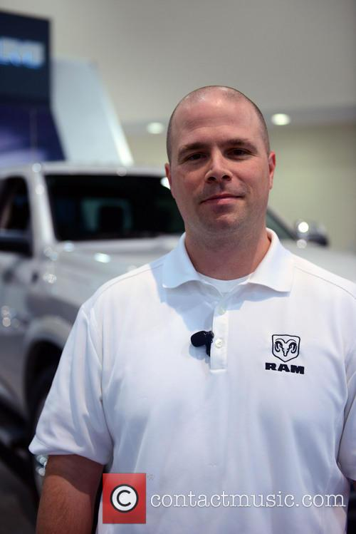 Carl Lally Introduce 2014 Dodge Ram 1500 1