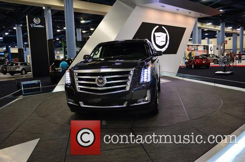 View Of A 2014 Cadillac Escalade 1