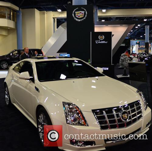 View Of A 2014 Cadillac 3