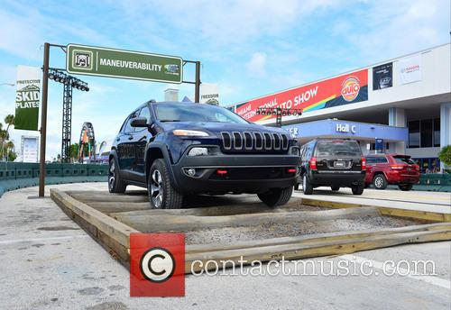 view of a 2014 jeep cherokee miami 3947429