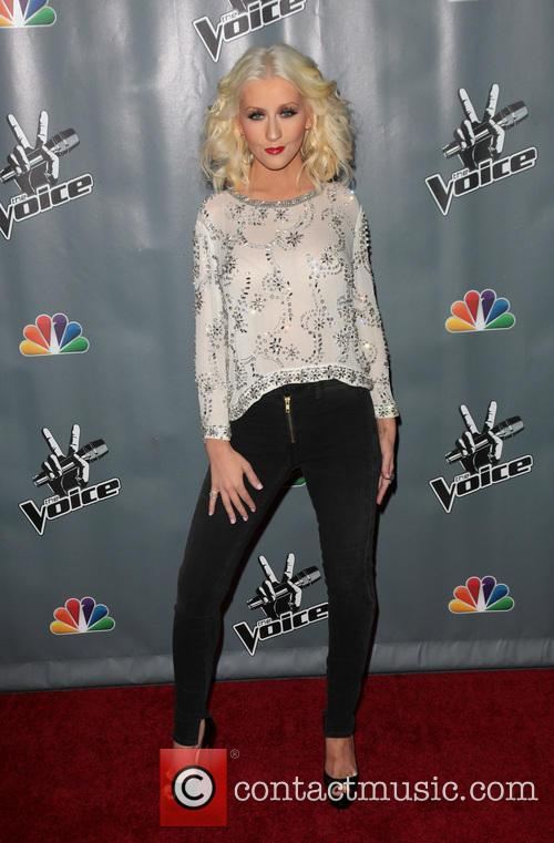 Christina Aguilera, Universal Studios Hollywood