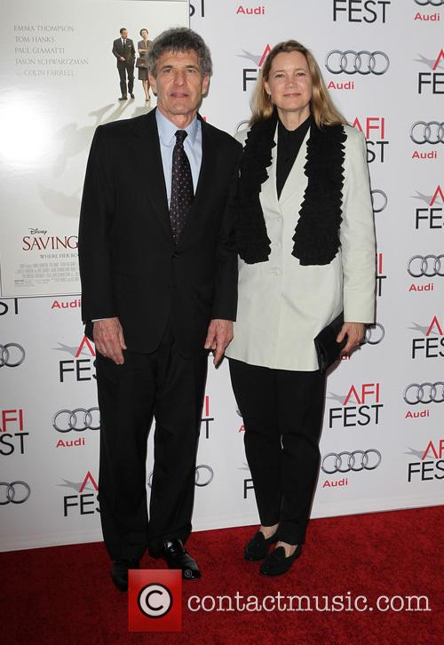 Alan F. Horn and Cindy Horn 1