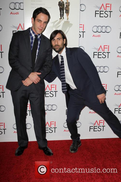 B.j. Novak and Jason Schwartzman 2