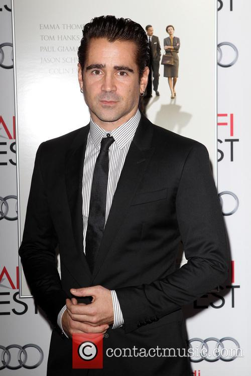 Colin Farrell, TCL Chinese Theatre, Disney