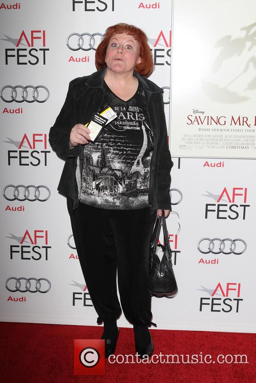 Edie McClurg, TCL Chinese Theatre, Disney