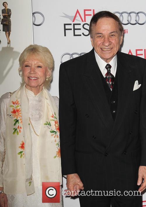 Elizabeth Sherman and Richard M. Sherman 1