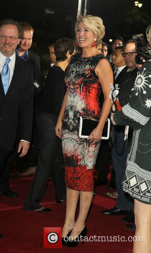 Emma Thompson, TCL Chinese Theatre, Disney