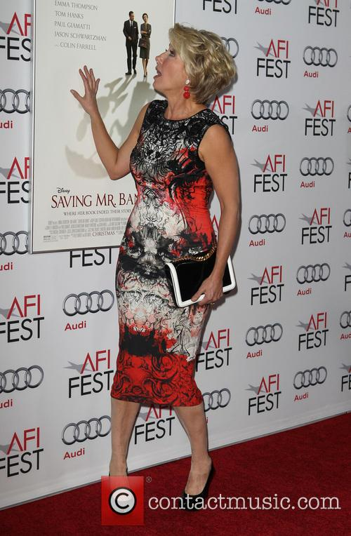 Emma Thompson, TCL Chinese Theatre, Disney